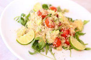 Quinoa Vegana